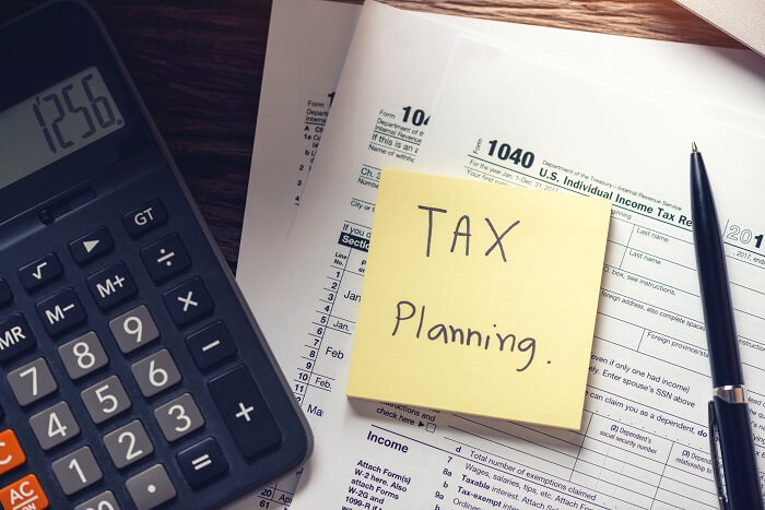 תכנון מס נכון